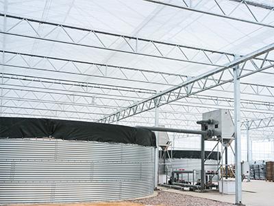 荷兰温室灌溉系统